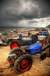 Sea Tractors HDR I by miniwyo