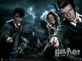 Harry Potter Freinds by ChevronTango