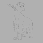 Commission 2 - Lineart 100 points by RadleyGL