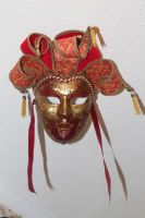 Venetian Mask 5 by Skitsofrenika-Stock