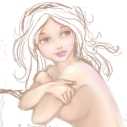 Girl wip by 1girlfriend