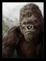 King Kong by vevew