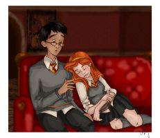 Lily+James - This is New by superkit