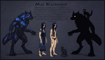 Mal Blackwood and Soot by KatieHofgard