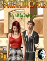 The Accidental Mind Controller - 001 - Cover Page by creativeguy59