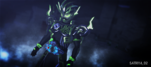 [MMD] Legendary Warrior by Satriya02