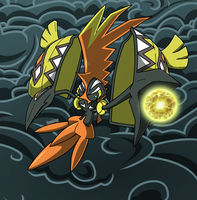 Tapu Koko Used Electro Ball