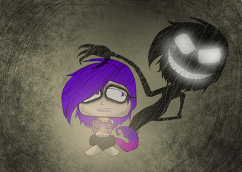 Ever Light Has A Shadow by kittykc1997mcmlp