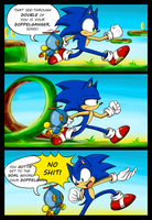 Sonic Fail: 13 - Doppelganger by RiotaiPrower