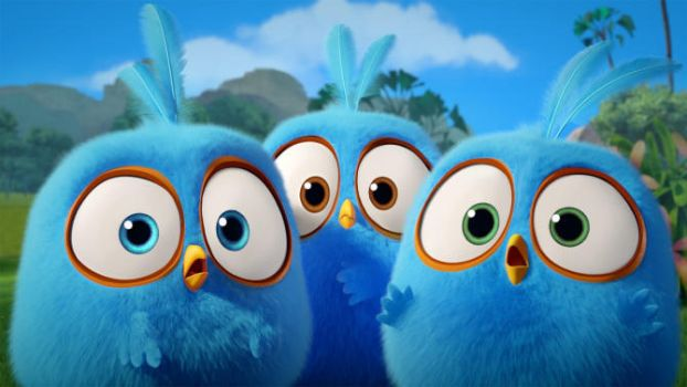 the blues angry birds blues series animation by fanvideogames
