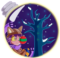 OneShot Niko SnowGlobe by PatatoxicProductions
