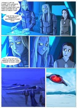 Crossing Paths p.75 by neron1987