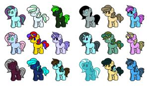 free pone adopts ^ closed ^ by Violeta-Adopts