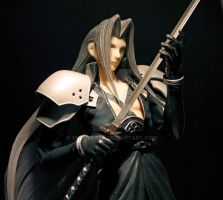 Sephiroth Figure 02 by Vladsnake