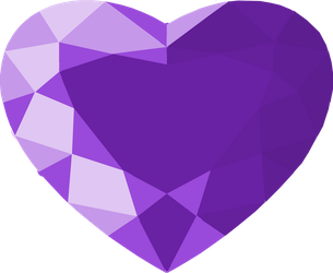 Parallel Dead Moon Heart Crystal. by Iggwilv