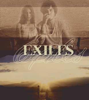 EXILES by Troian Bellisario by Fairy-T-ale