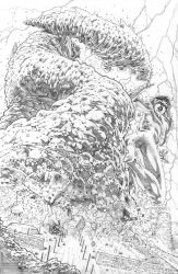 Justice League 23.1 Darkseid page 02 pencil by PauloSiqueira