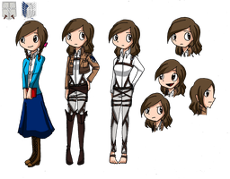 Saoirse Hillman Character Sheet + Bio by AdventureWinx