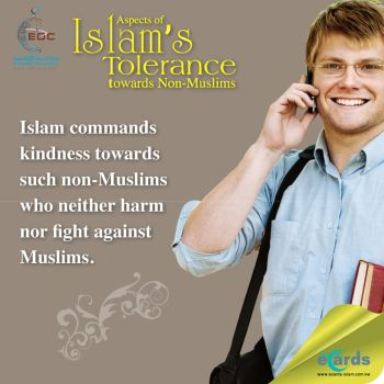 Aspects of Islam's Tolerance towards non-Muslims by edckwt