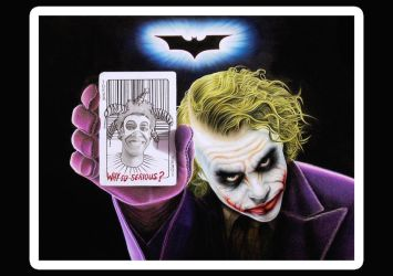 Joker final by mario-freire