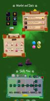 The Art of Nightmare Attack: User Interface Part 3 by Zat3am