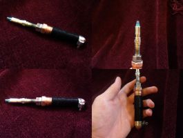 Sonic Screwdriver by seyrii