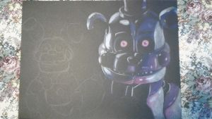 Wip - Funtime Freddy by Rayquazanera