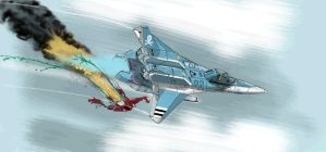 Robotech: Scratch one by LeElf