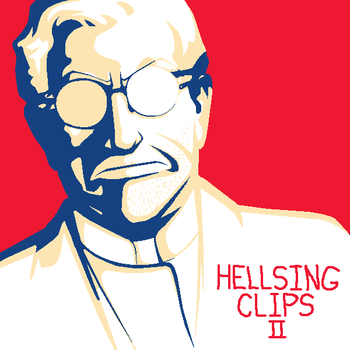 Hellsing Clips - Volume II by Intuitional-Madness