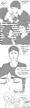 How Conner Broke Up with Mgann by xLuneNoire