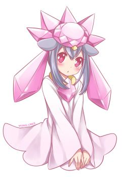 PokeXY-Diancie01 by MONO-Land