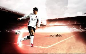 Cristiano Ronaldo by yoonited