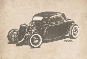 Robert's 1934 Ford by PachecoKustom
