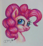 Pinkie Pie! by AideeMargarita