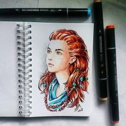 Instaart - Aloy by Candra