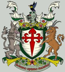 Coat of Arms by barefootin
