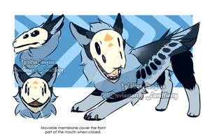 Creature adopt |Paypal|Auction [CLOSED] by WolfusImagius