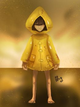 Six - Little nightmares by IcedEdge