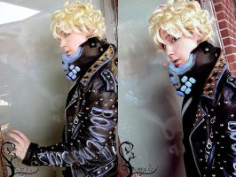 Warrior - Zelo (B.A.P) by fadingforest