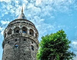 Galata Tower 3. by bigzoso