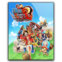 One Piece Unlimited World Red Deluxe Edition v2 by Mugiwara40k