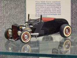 29 Ford Hot Rod Model by Jetster1