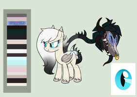 Cow Plant Pony :Auction CLOSED: by Glitterring