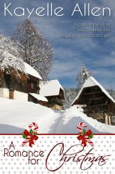 Cover: A Romance for Christmas by kayelleallen