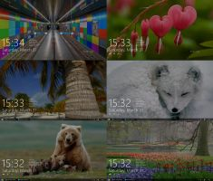 how to set animated wallpaper windows 7