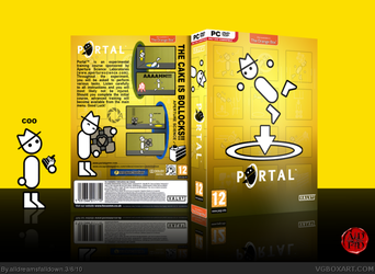 Zero Punctuation -portal by haloguy7896