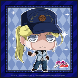 Esther SDC Chibi by Miss-Mary-Grace