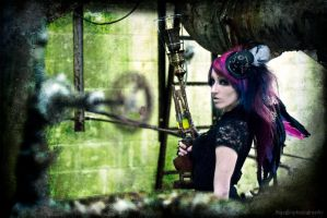 Industrial Steampunk by stargirlphotography