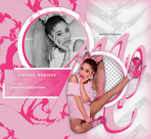 PACK PNG 700| ARIANA GRANDE by MAGIC-PNGS