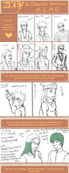 Character Obsession - WIP by Aisuryuu